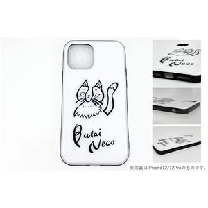 iPhoneケース・B(舞台猫)