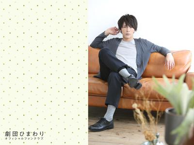 【5月】Wallpaper 田中尚輝(PC1600)