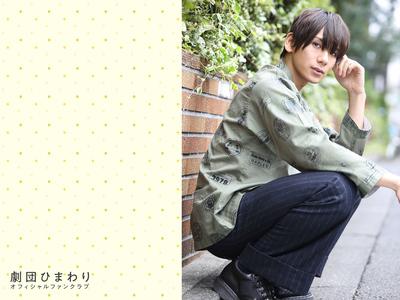 【8月】Wallpaper 松田岳(PC1600)