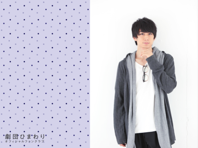 【10月】Wallpaper 鐘ヶ江洸(PC1600)