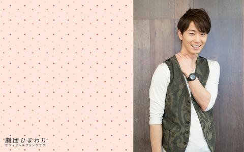 【9月】Wallpaper 北村健人(PC1920)