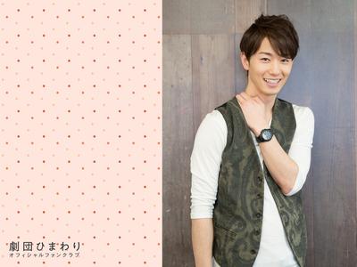 【9月】Wallpaper 北村健人(PC1600)