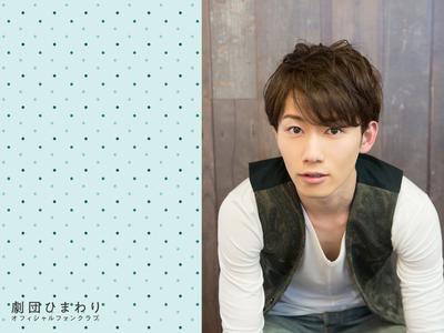 【12月】Wallpaper 北村健人(PC1600)