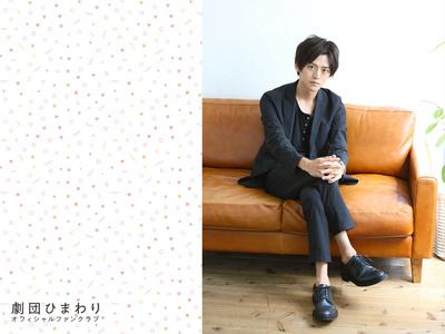 【3月】Wallpaper 植田慎一郎(PC1600)