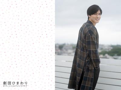 【12月】Wallpaper 土屋神葉(PC1600)