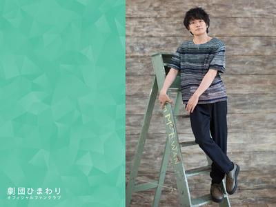 【7月】Wallpaper 鳥越裕貴(PC1600)