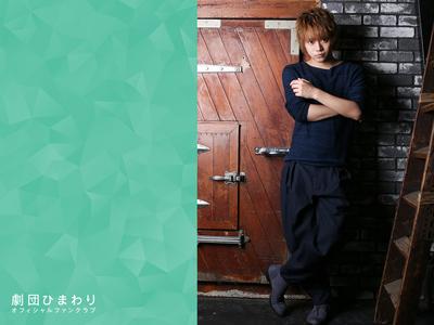 【7月】Wallpaper 佐藤流司(PC1600)