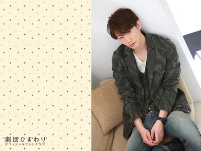 【3月】Wallpaper 北村健人(PC1600)