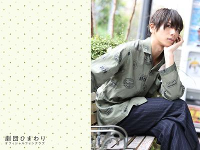 【5月】Wallpaper 松田岳(PC1600)